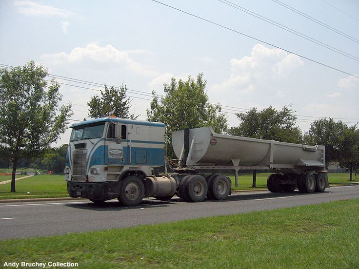 Freightliner Cabover Pictures Mid 90s Freightliner
