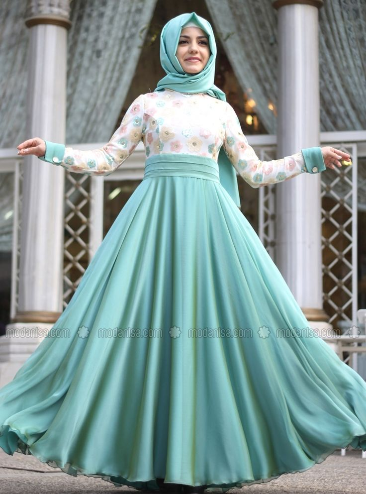 Daisy Abiye Pinar Sems Modanisa Long Skirts On Hijab