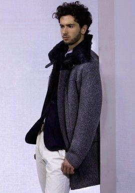 Coat - wool/sheepskin BUY IT NOW ON www.dezzy.it!