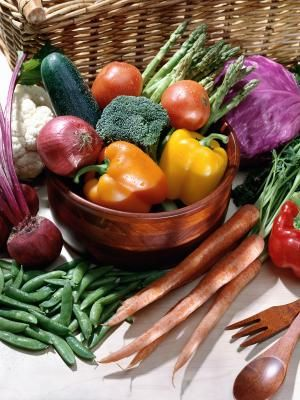 Cancer fighting vegetables for lymphoma