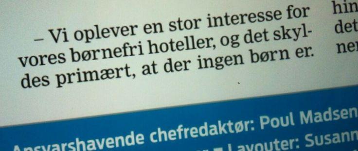 Stig Elling når han er bedst! Mesterligt citat, som virkelig uddyber pointen...