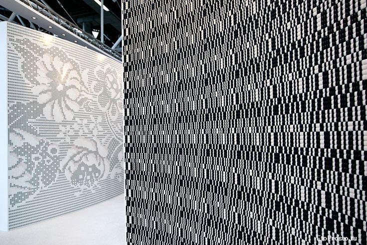 Mosaico+ at Cersaie 2012
