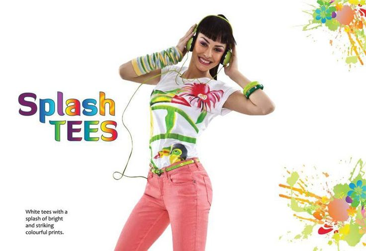 Splash Tees