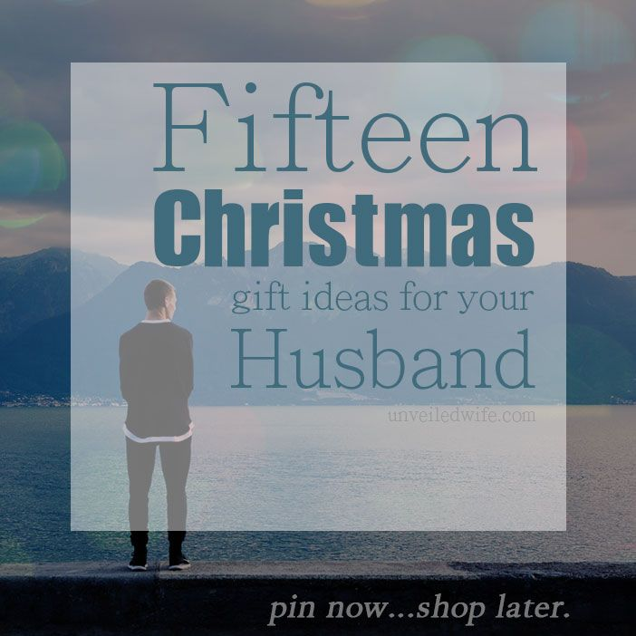 15 Christmas Gift Ideas For Your Husband --- That time of year is rounding the calendar again, Christmas whoohoo!! And I bet many of you have no idea where to even start looking for gift ideas for your husband. Now, gift giving is not necessary during […]… Read More Here http://unveiledwife.com/christmas-gift-ideas-for-your-husband/