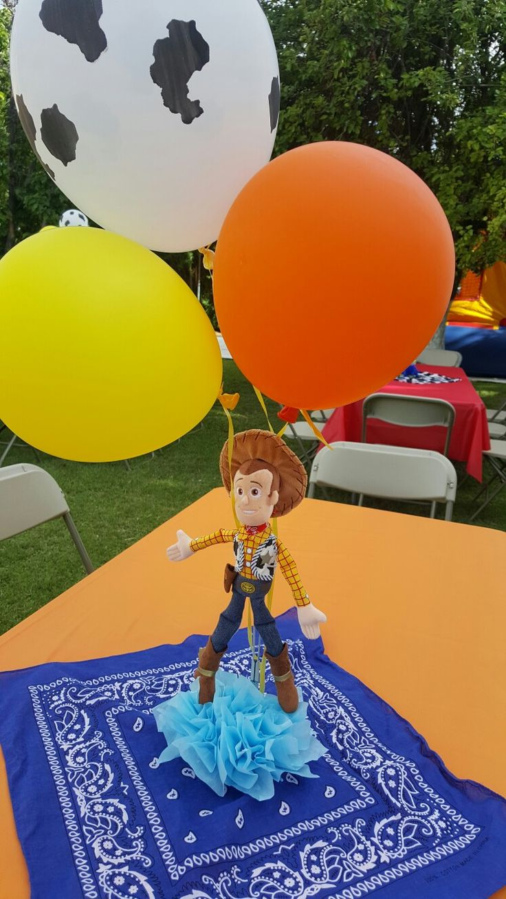 Toy Story Decorations Ideas