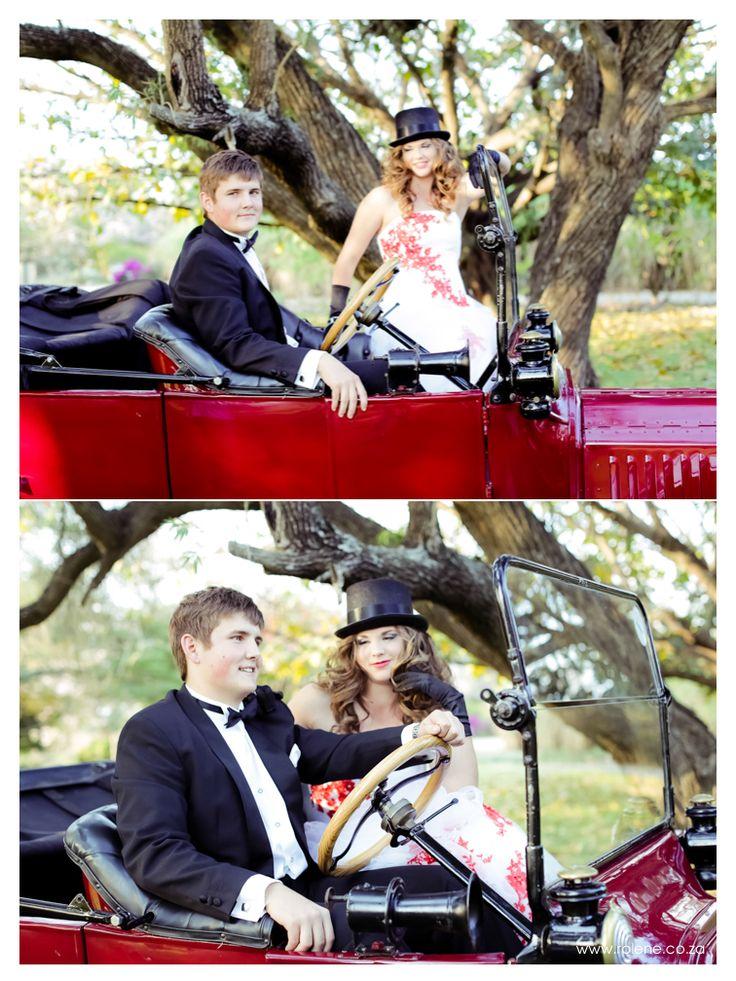 Rolene - South African Wedding Photographer: Bonnie & Clyde Matric Farewell Shoot   Philip & Nicolene