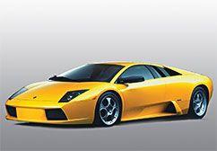 Rent a Lamborghini Murcielago VIP SERVICE Agency™