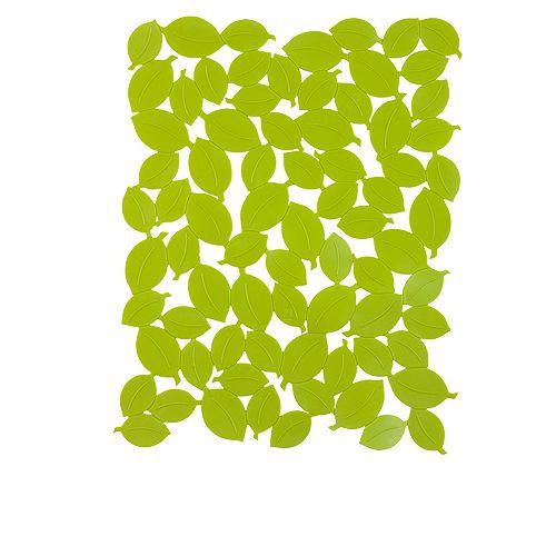 Wkład do zlewu Umbra Foliage 41 cm, zielony - CzerwonaMaszyna.pl
