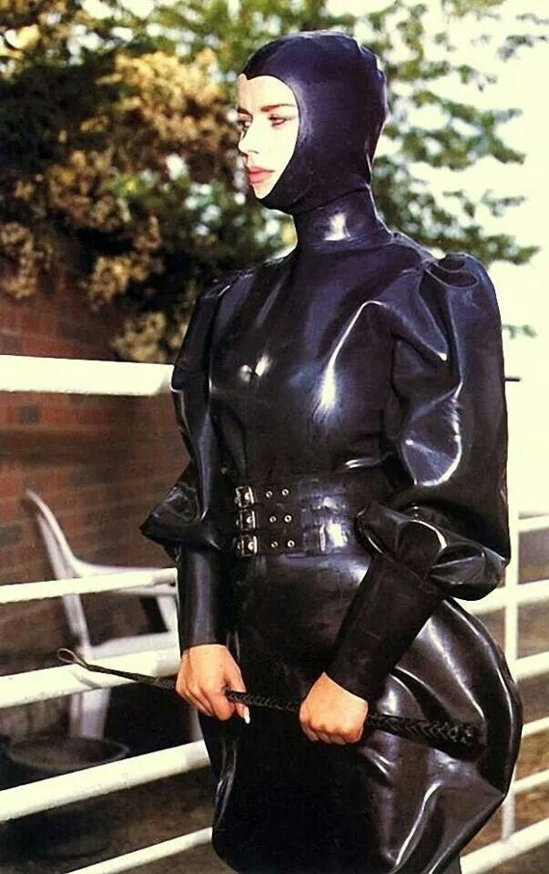 In Latex, Riding A Rubber Sub