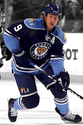 FL Panthers 3rd Jersey