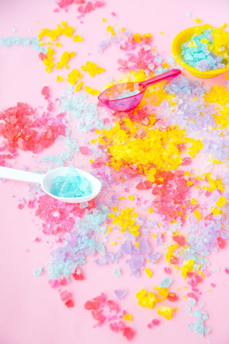 DIY Pop Rocks Candy Recipe. Who else loved pop rocks as a kid?!