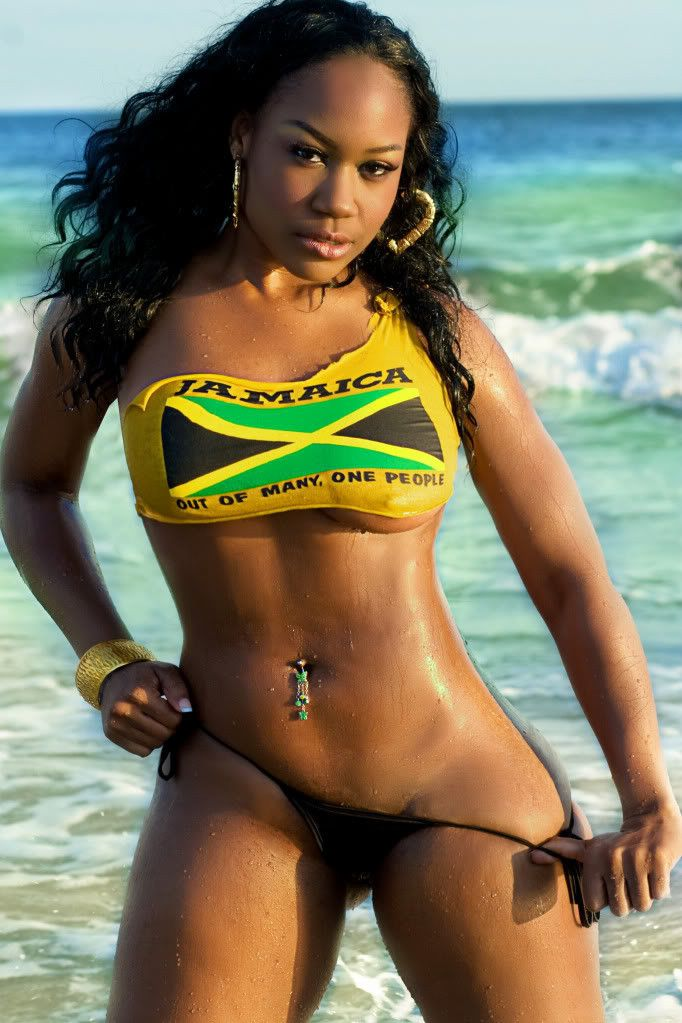 Photos porno jamaican beautiful woman