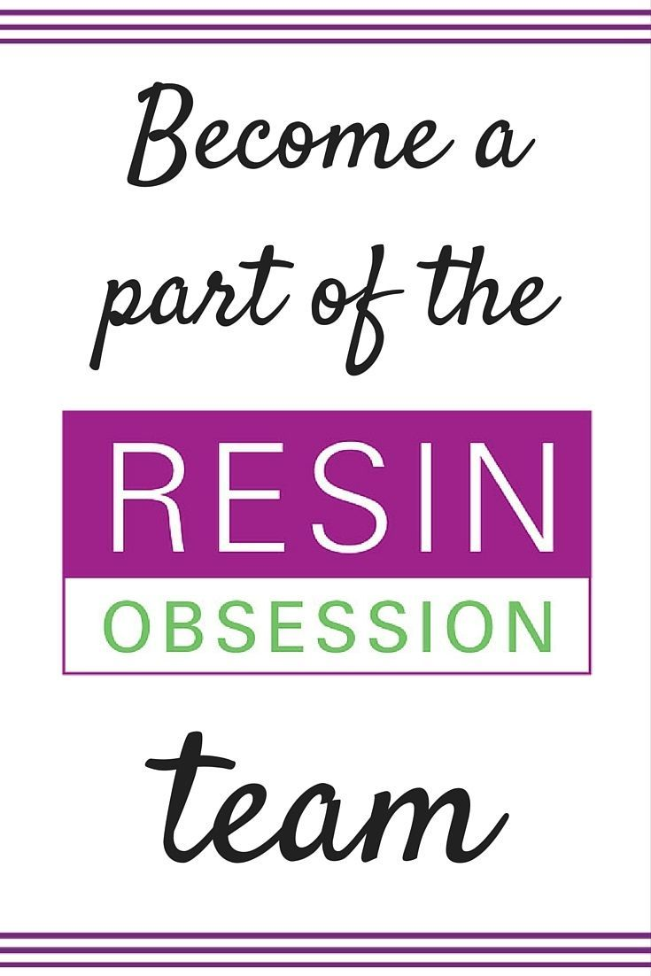 Resin for arts and crafts - Become A Part Of The Resin Obsession Team Resin Craftsresin Artjewelry