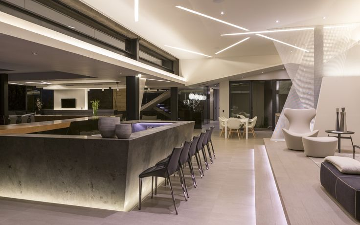 Concrete House | Entertainment | M Square Lifestyle Design