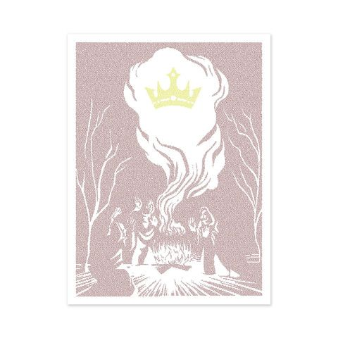 Macbeth | Book Poster | Litographs - follow the link and look at how gorgeous these are!