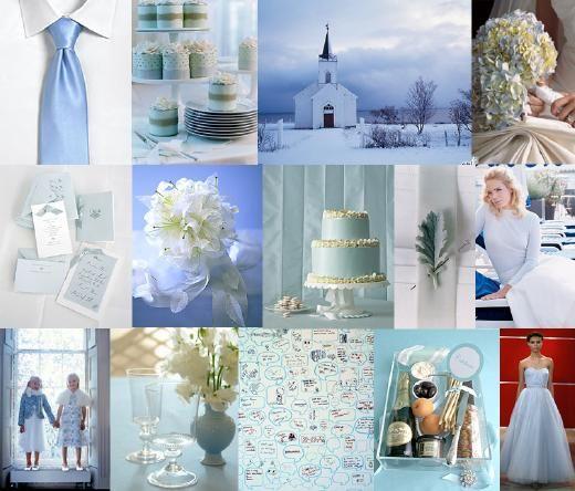 Winter wedding {inspiratie voor als je gaat trouwen} - Pinterested @ http://wedspiration.com.
