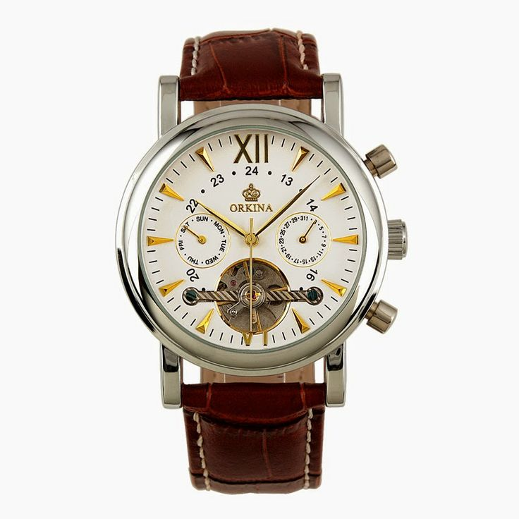 Matt Arend St Croix Men's Watch. In our opinion, a watch is a form of jewelry.
