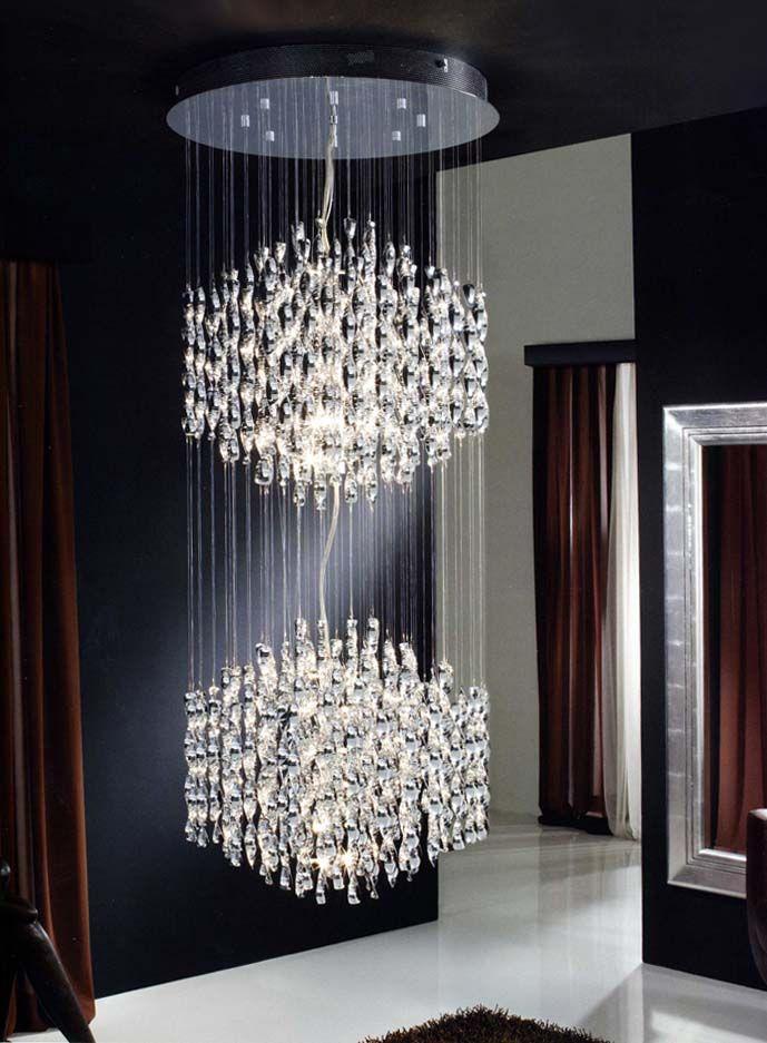 9 best luminaria moderna images on pinterest modern for Decoracion de paredes modernas