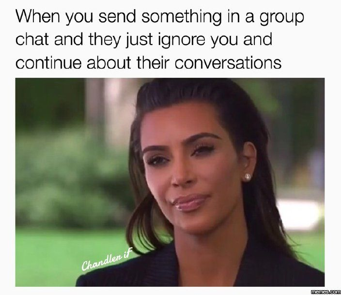 When you said something in a group chat #Funny #Memespic.twitter.com/Wt81XojMH3 http://ibeebz.com