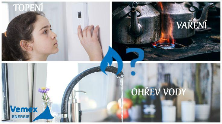 Na co doma využíváte plyn nejvíce? Vaření, topení, ohřev vody? Spočítejte si cenu plynu zde...http://bit.ly/2mieVVB
