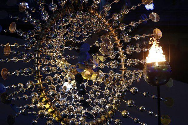 Olympia 2016: Das olympische Feuer ist entzündet. Die Spiele können beginnen.