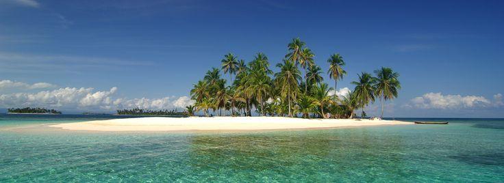 #Panamá #Islas #beaches #paradise #turismo #viajes #destinos #caribe http://revistavivelatinoamerica.com/2015/11/14/panama/