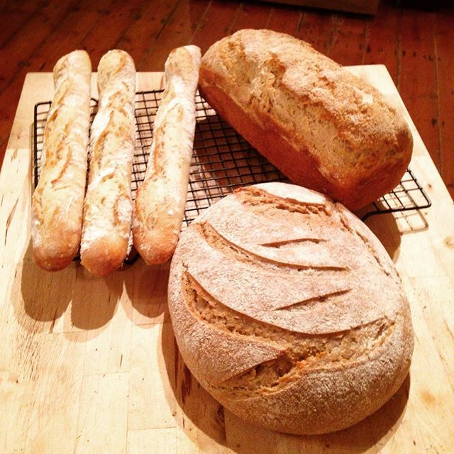 Today's #FlourAndSpiceBreadClub bake #organic #Handmade  ready for delivery