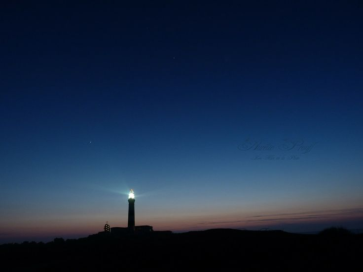 Creac'h by night... by Aurélie Prouff on 500px Ouessant