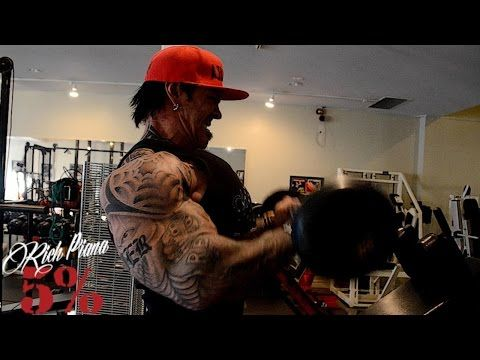Reverse Bicep Curls - Advice from Rich Piana - forearm-workouts.com