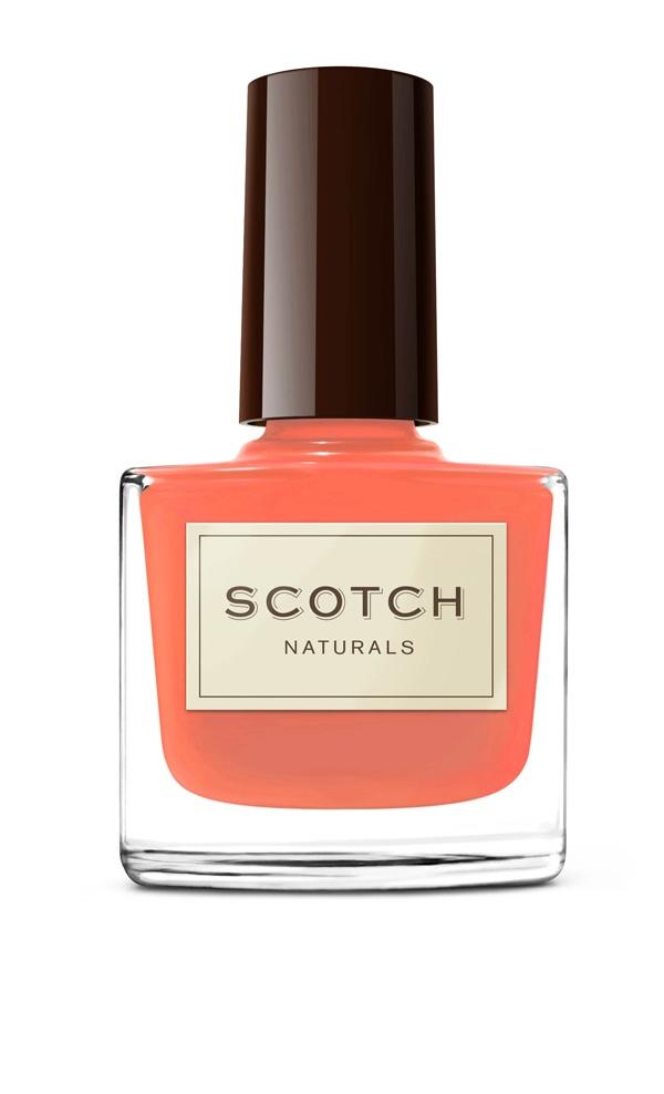 Scotch Naturals nail polish - amazing colors!