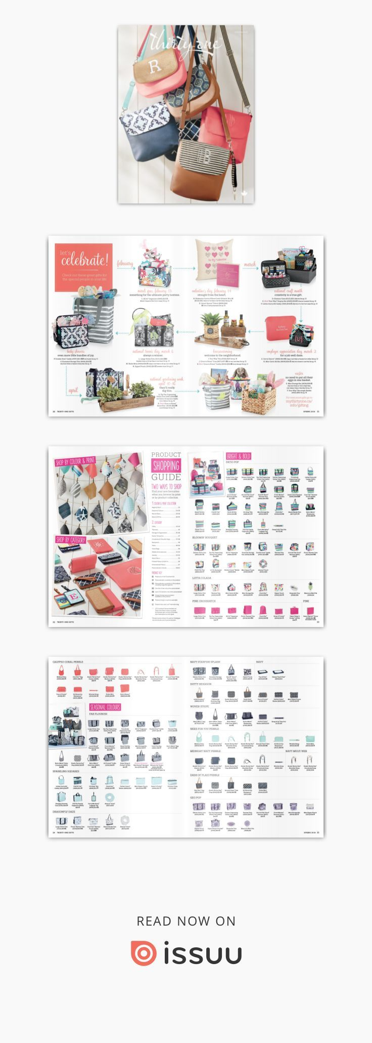 Spring Summer 2018 Catalogue  To order visit www.mythirtyone.ca/2612702