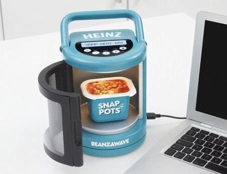 World's Smallest Microwave Oven USB powered