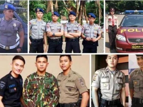 Yuk, Mengenal Jenis Seragam Polisi Indonesia