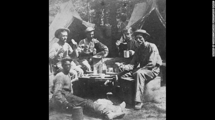 """1800's headline- Coffee Shortage: In the mid 1800's America was at war with itself and one side effect is that coffee supplies ran short. Enter toasted grain-based beverage substitutes such as Kellogg's """"Caramel Coffee"""" and C.W. Post's """"Postum""""  (Still manufactured today in 2015), who advertised with anti-coffee tirades to boost sales."""