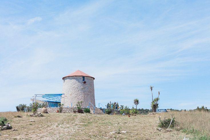 Kastos, Greece. Island hopping in the Ionian Sea.