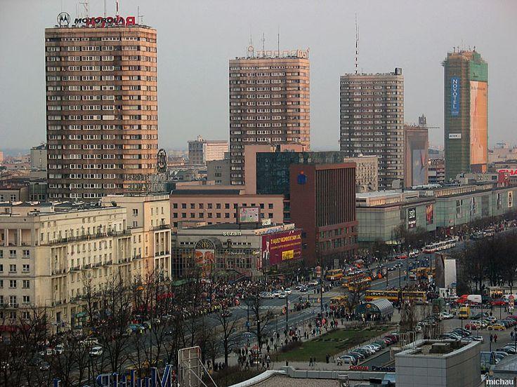 [Warszawa] Ściana Wschodnia - SkyscraperCity