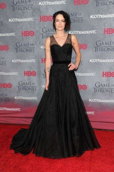 """#19. Lena Headey Actor Score: 83.97 Nomination category: Best Performance by an Actress in a Supporting Role in a Series, Limited Series or Motion Picture Made for Television Nominated for: """"Game of Thrones"""" All‐time nominations: 1 All‐time wins: 0  -  Ranking the 2017 Golden Globe Nominees by Fame"""
