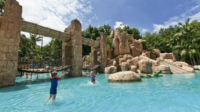 Valley of the Waves in Sun City is the largest inland lagoon and beach set-up in Southern Africa! Click through to find out what else Sun City can offer!