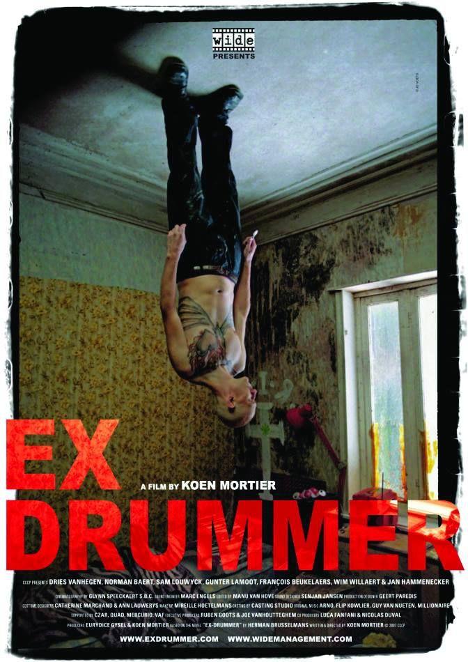Koen Mortier : Ex Drummer
