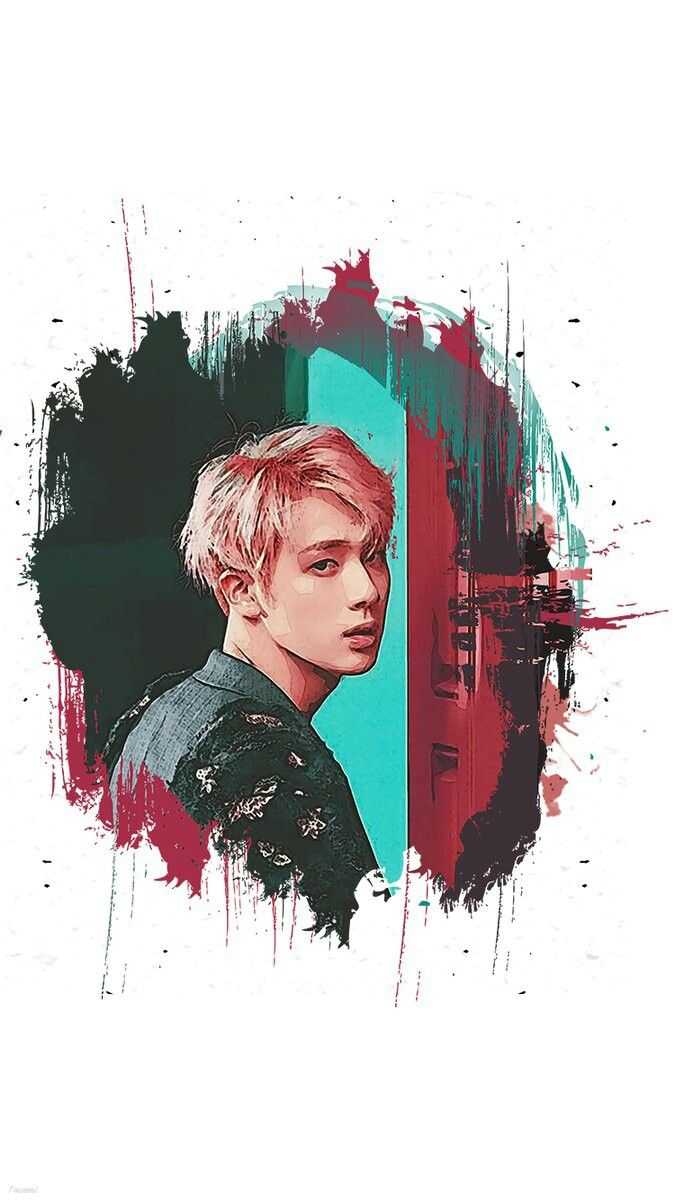 'WINGS' ART | Jin