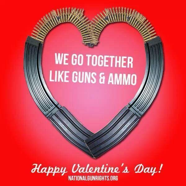 Sunday Gunday 8 Valentines Day Gun Memes That Aim At The Heart