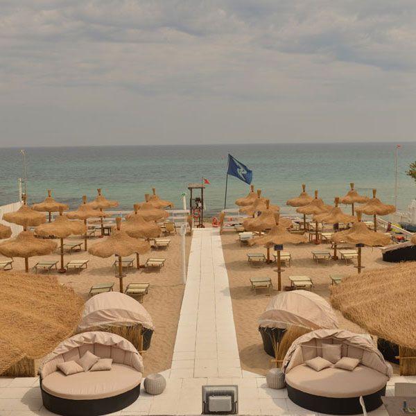 #Strände für #Wind- und #Kite-#Surfen ausgestattet #Reisen #Tourismus #Apulien #Italien #Urlaub #Führungen #pugliaprivatetour