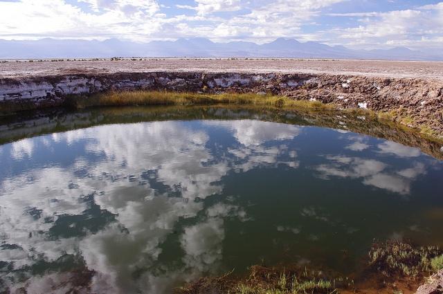 Ojos del Salar - San Pedro de Atacama - Chile