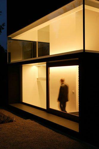 House H   Baarle-Hertog, Belgium   CAAN Architecten   photo by Bart Van Leuven