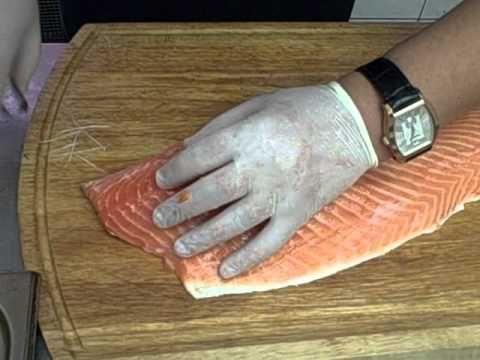 Как засолить красную рыбу? Рустам Тангиров. - YouTube