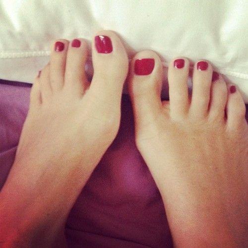 Alessia Marcuzzi piedi stupendi - http ...