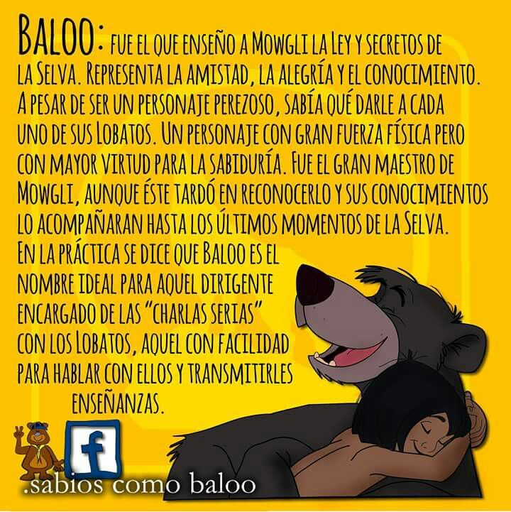 Baloo.