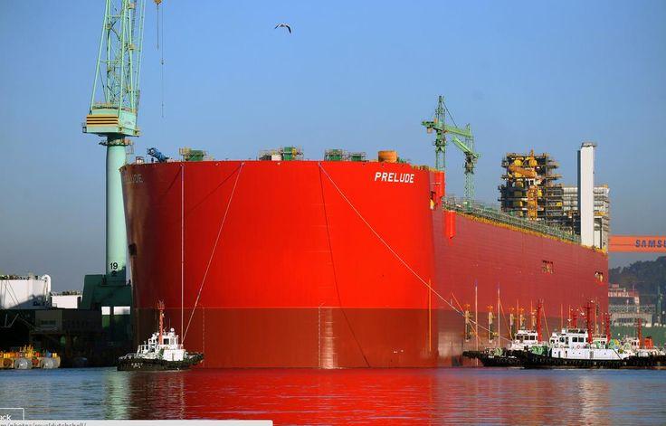 Australia: SBM Offshore Wins Prelude FLNG Turret Mooring System ...
