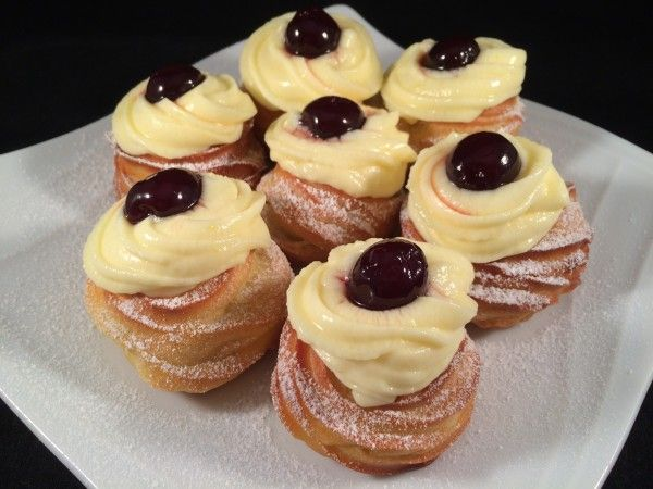 Zeppole don magic cooker