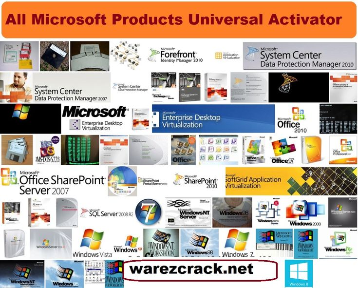 All Microsoft Products Universal Activator Full Free